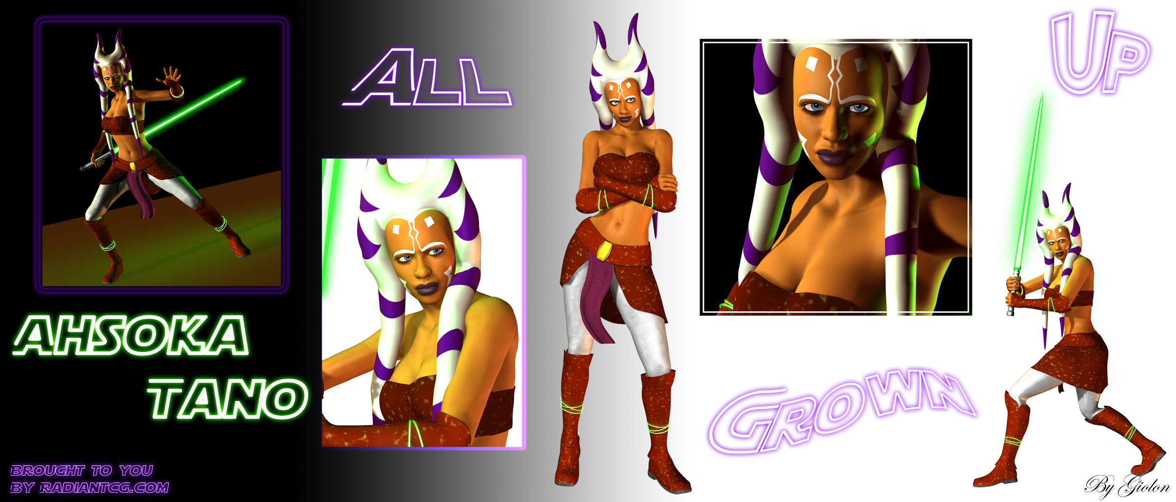 The Clone Wars: Ahsoka Tano - All Grown Up!