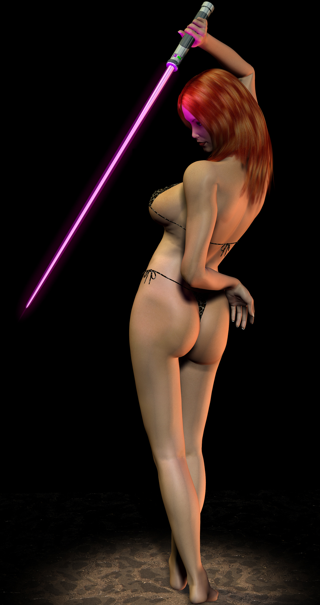 Mara elf skywalker nude anime image