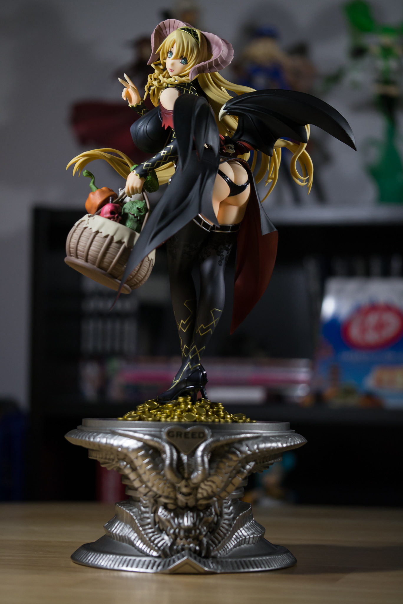 Hobby Japan - The Seven Deadly Sins - Mammon - Greed